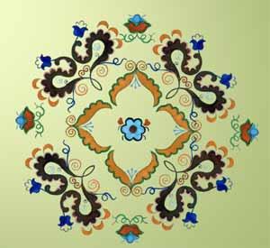 Орнамент – основа декоративного украшения
